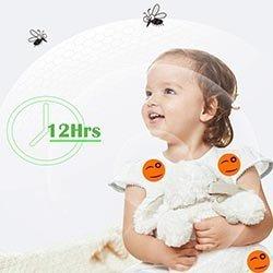 Pegatinas animosquitos niños